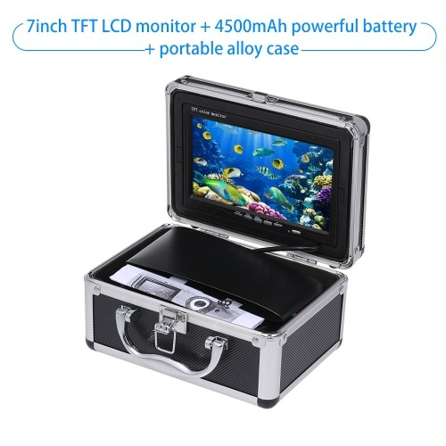 Telecamera subacquea per trovare pesci 15M