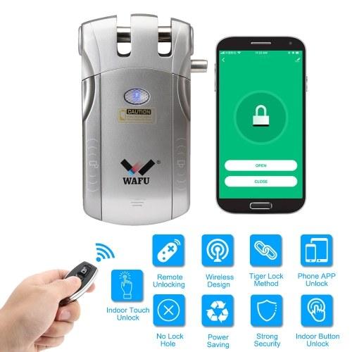 WAFU HF-008W WiFi Intelligent Electronic Lock