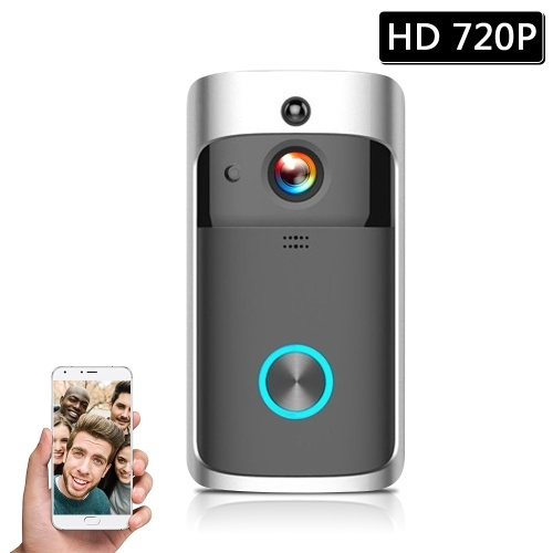 Smart HD 720P Wireless Video Intercom WI-FI Video Door Phone