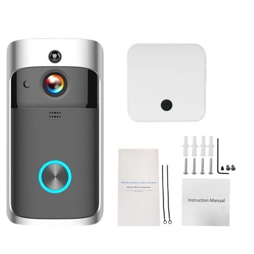 Other Videoportero inalámbrico inteligente HD 720P