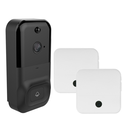 WiFi Smart Wireless Безопасность Дверная Звонок