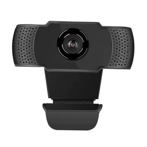 Videocamera per webcam HD 2.0 P 2.0MP USB 2.0 con microfono