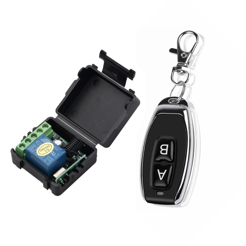Smart Home 433Mhz DC 12V 1CH Wireless Remote Switch