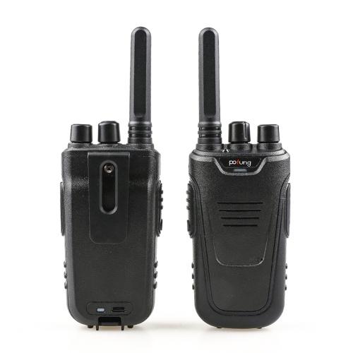 POFUNG T11 2PCS Mini Walkie Talkie