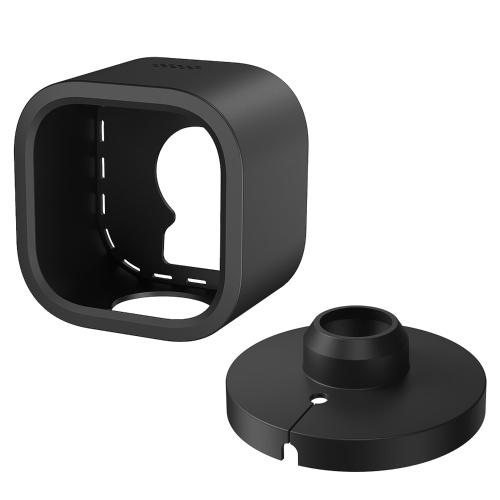 Cubiertas protectoras de silicona con soporte de montaje en pared para cámara Blink Mini