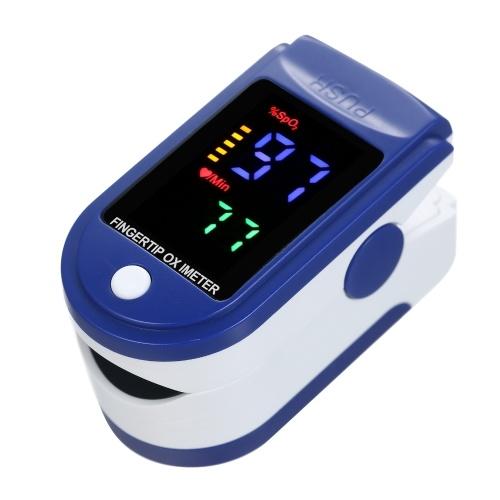 Пульсоксиметр Mini Fingertip Pulse Частота пульса