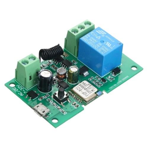eWeLink DC5V 12V 24V 32V WLAN-Schalter RF 433MHz Wireless Relay Module