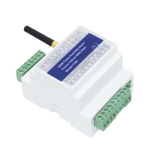 Alarme de umidade de temperatura GSM