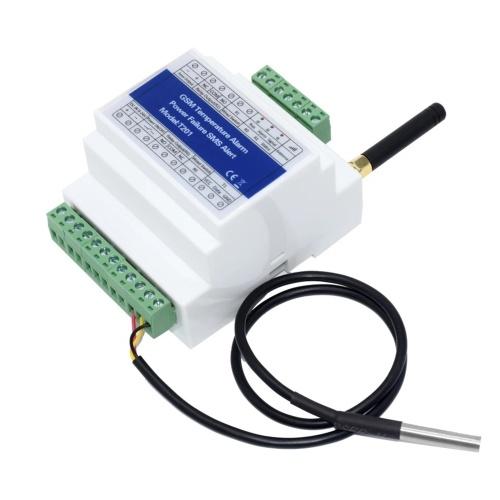 Controlador de acesso por switch de relé remoto GSM