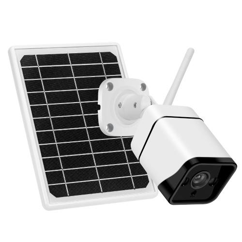 Беспроводная солнечная камера безопасности 1080P