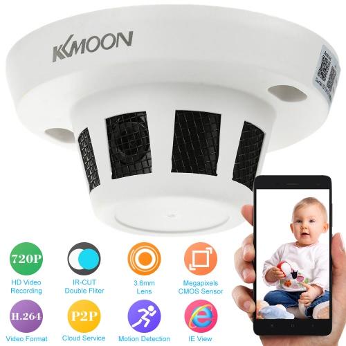 KKmoon h. 264 HD 720p IR-CUT IP câmera deteção de movimento CCTV Home segurança vigilância