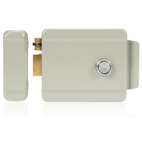 Electric Electrical Door Lock Right-handed Opening For Doorbell Intercom Access Control Security System