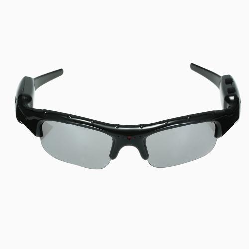 960P HD Mini Hidden Pinhole Sunglasses Camera