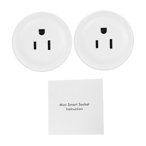 Presa Spina Mini Smart WiFi US