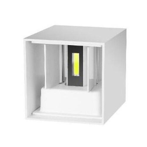 Luz branca morna impermeável moderna da lâmpada de parede do diodo emissor de luz