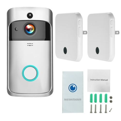 WiFi Smart Wireless DoorBell di sicurezza