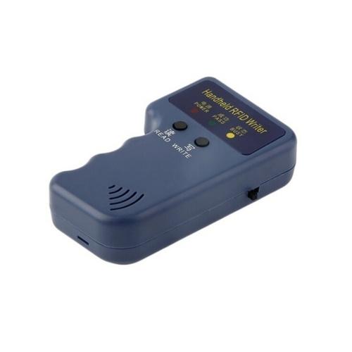 Handheld 125KHz RFID Copier/Writer/Readers/Duplicator Programmer Reader with 6Pcs IDTags MC Keyfobs Tags Card