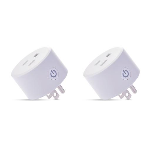 Prise WIFI Plug Prise de synchronisation par Homekit Voix Sans Fil Intelligent Contrôle RC Voiture Télécommande Maison US Type