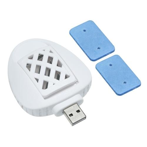 Assassino elétrico do mosquito de USB / anti repelente portátil dos mosquitos