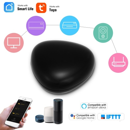 WiFi-IR Remote IR Control Hub Wi-Fi(2.4Ghz) Enabled Infrared Universal Remote Controller