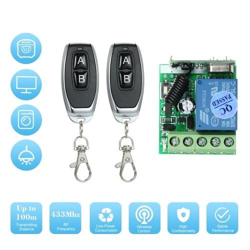 Interruptor de controle remoto sem fio universal
