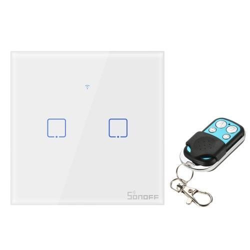 SONOFF T1UK1C-TX 1 Gang Smart WiFi Wall Light Switch