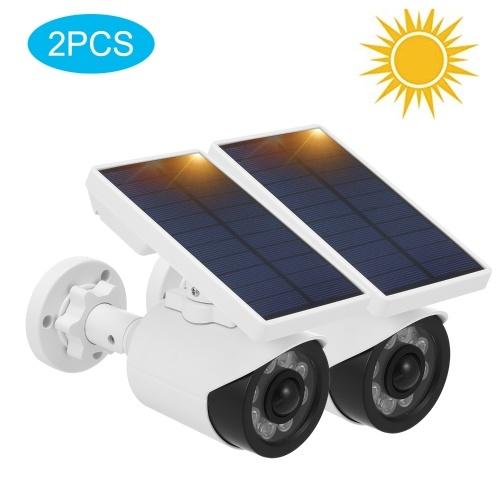 Lumière solaire de LED avec le capteur de mouvement IP66 imperméabilisent les lumières de sécurité solaires réglables pour le jardin de rues de couloir de porche
