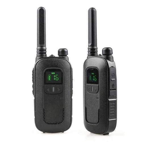 POFUNG T12 2PCS Mini Walkie Talkie