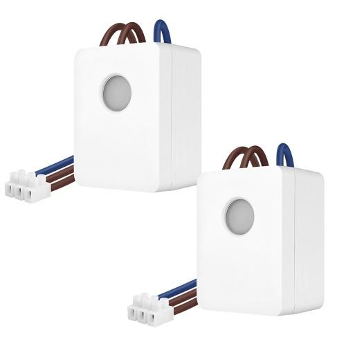 2PCS BroadLink Bestcon SCB1E DIY Wifi-Schalter