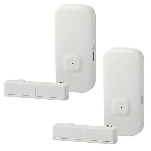 2PCS WIFI Door Sensor
