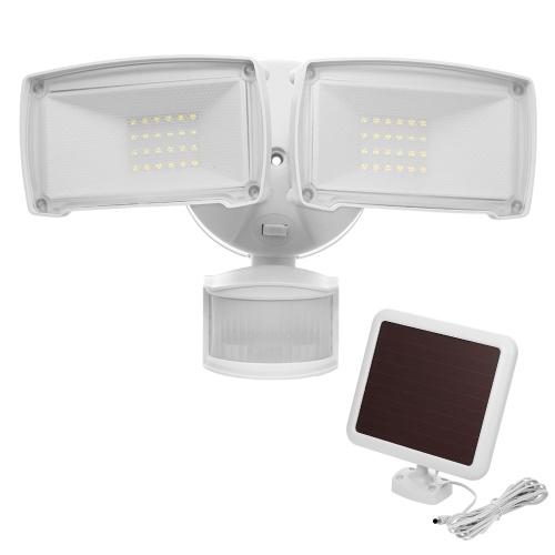 Luci di sicurezza a LED solari