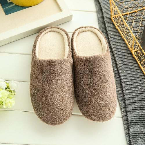 Deslizadores lisos suaves antideslizantes del algodón del piso de madera de los deslizadores llanos suaves nuevos del color Tipo unisex