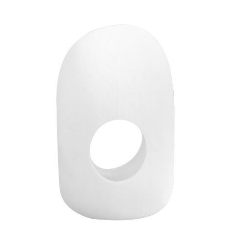 3 Packs Silicone Case for Arlo Cameras Security Weatherproof Protective Case,White