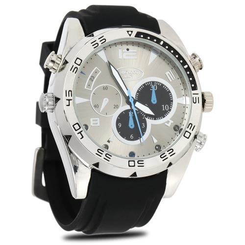 $7.16 OFF Hidden Spy Wrist Watch Camera,free shipping $22.59(Code:MS1403)