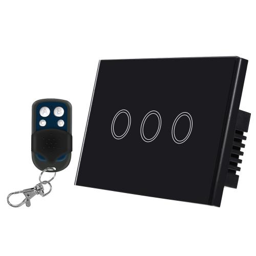 US / AU Standard-Smart-Fernbedienung Wand Touch-Schalter