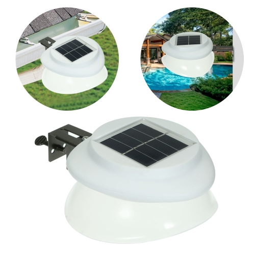 Solar Power Fence Lamp