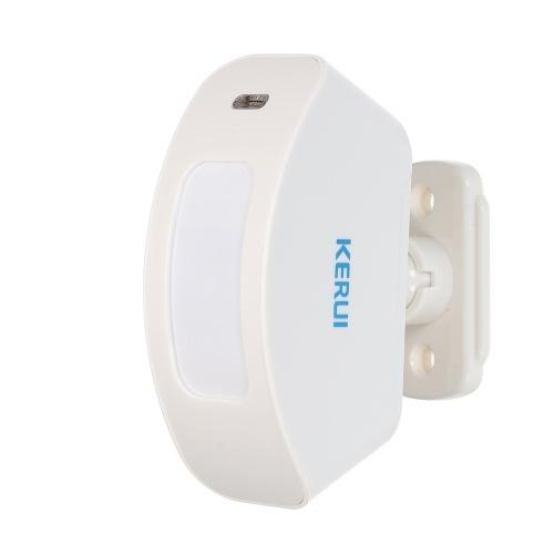 KERUI Detector de infrarrojos inalámbrico 433MHz