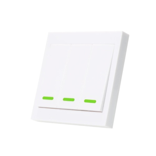 Wireless Remote Transmitter Sticky RF Intelligent Switch for Home