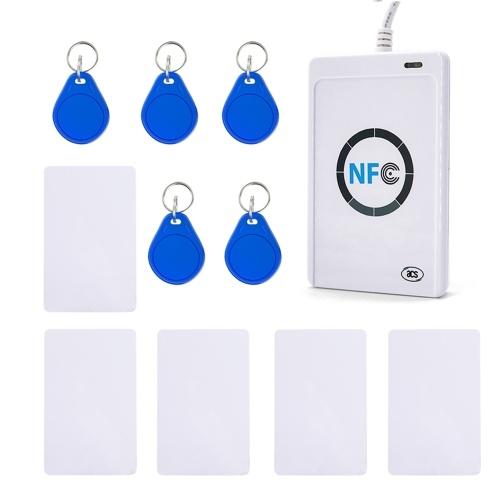 Leitor de cartão inteligente ACR122U RFID