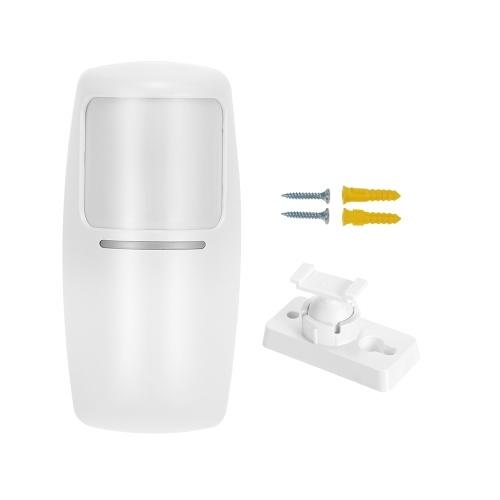 PIR Wireless Dual Infrared Detector/ 433Mhz RF PIR Motion Sensor