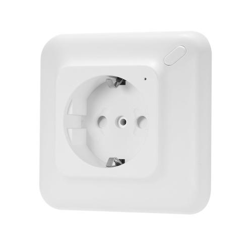 Mini Smart Socket WiFi / EU Controle Remoto por Smart Phone de qualquer lugar