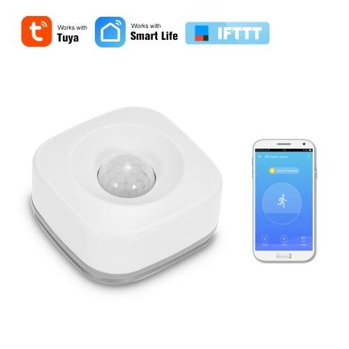 WIFI PIR Bewegungsmelder Wireless Passive Infrared Detector
