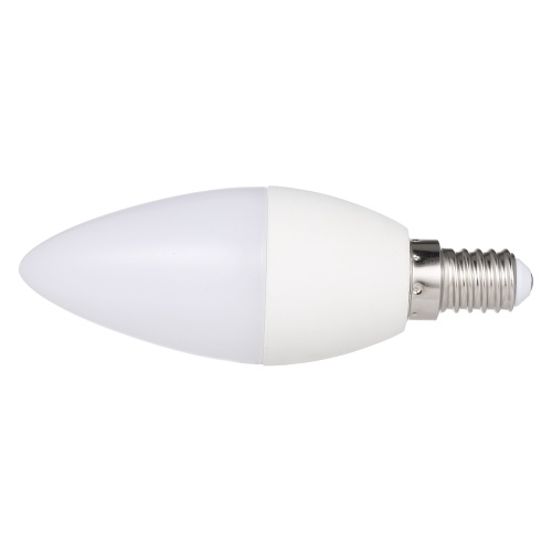 WiFi Smart Bulb RGB+W+C LED Candle Bulb