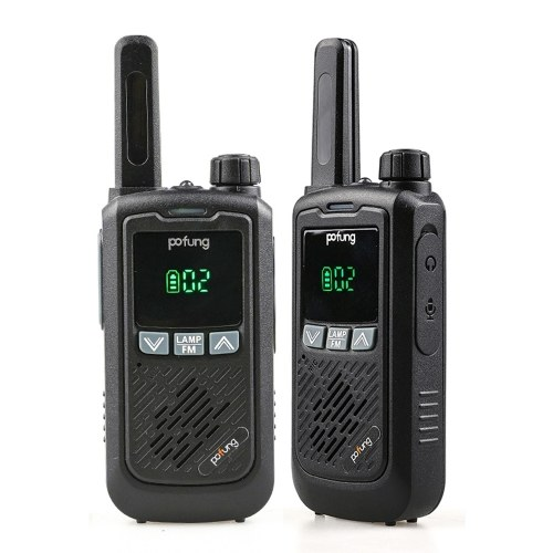 POFUNG F17 2PCS Mini Walkie Talkie