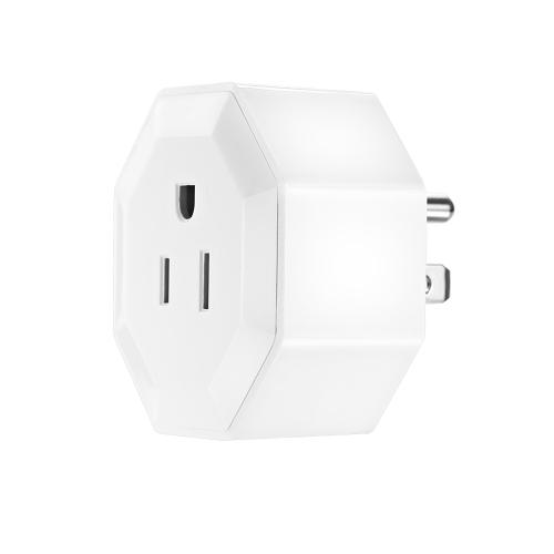 Enchufe inalámbrico de los EEUU de 4PCS WIFI Smart Plug