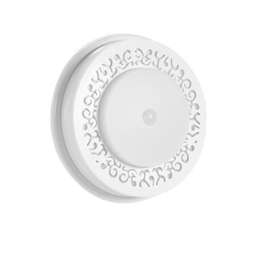 Mini luz redonda ultra-fina do diodo emissor de luz do armário