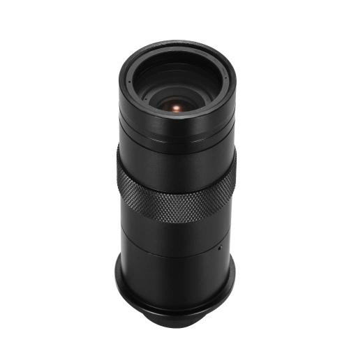 CCD産業顕微鏡カメラ8倍 -  100倍顕微鏡レンズ調節可能な接眼レンズ拡大鏡
