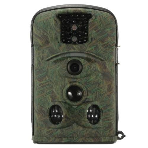 セキュリティスカウトハンティングトレイルカメラ12MP 720P 120°広角
