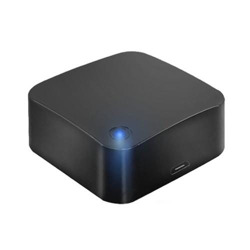 Wi-Fi-IR Пульт дистанционного управления Инфракрасный концентратор Wi-Fi (2,4 ГГц) Инфракрасный универсальный пульт дистанционного управления с поддержкой