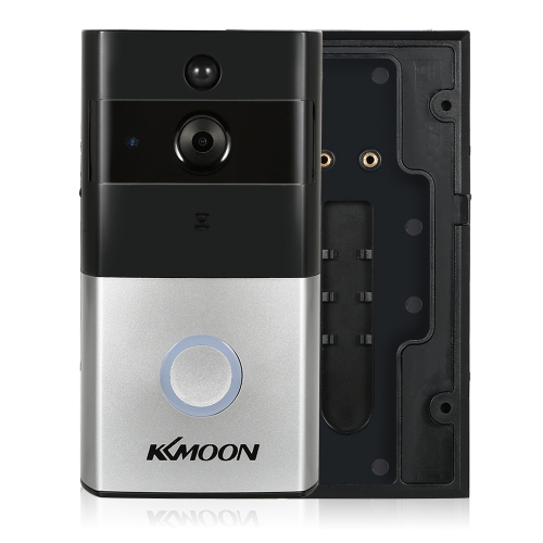 KKmoon HD 720P Doorbell Wireless WIFI Video Door Phone